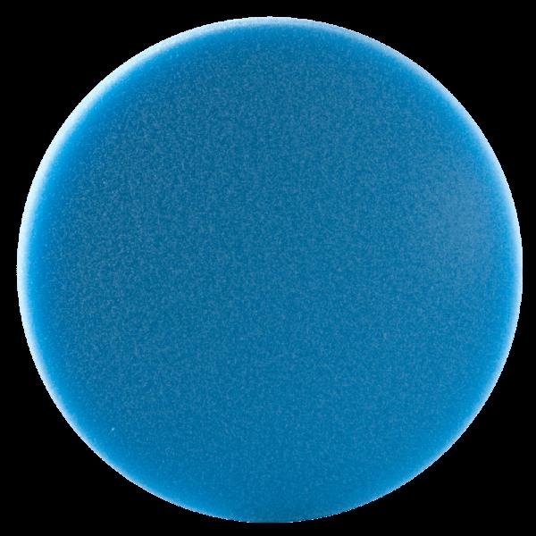 Полировальный диск HANKO мягкий гладкий 150 мм голубого цвета