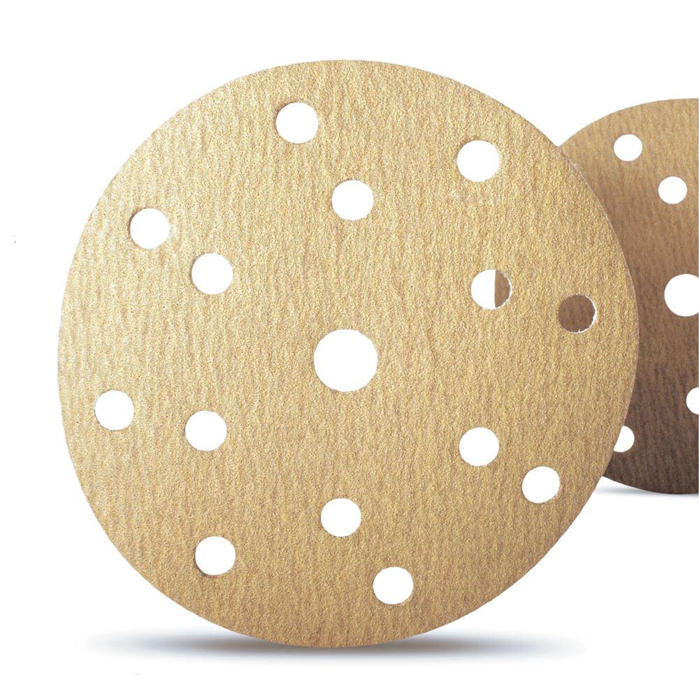 золотая серия абразивных кругов Hanko DA321 Gold Paper