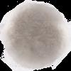 Полировальный белый диск HANKO 150 мм из натуральной овчины