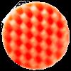 Полировальный диск HANKO рифленый средней жесткости оранжевый