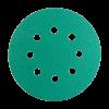 Шлифовальные круги HANKO DC341 125 мм, 8 отверстий
