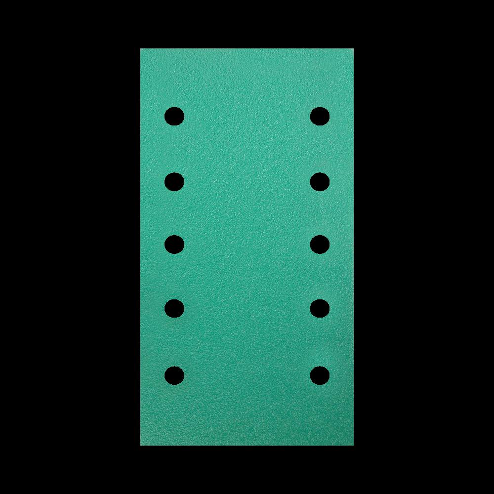 зеленая абразивная лента Hanko DC341 Green Film