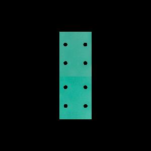 Шлифовальные полоски HANKO DC341 70 x 198 мм, 8 отверстий