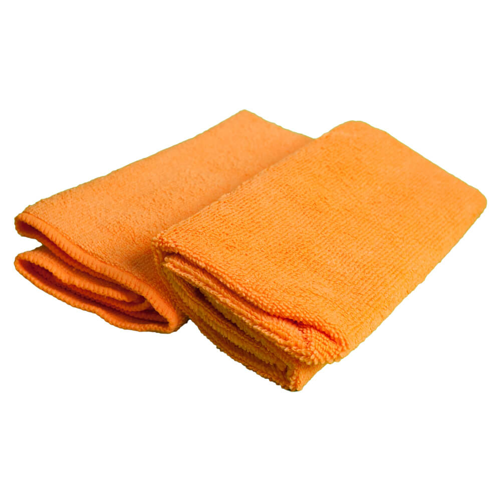 Салфетки Hanko из микрофибры оранжевого цвета