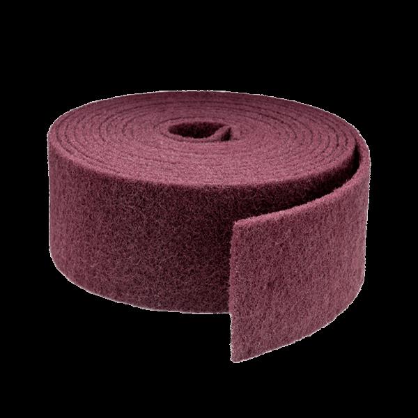 Шлифовальный войлок HANKOTEX (бордовый цвет)