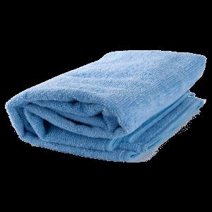 Микрофибра HANKO супермягкая салфетка голубого цвета