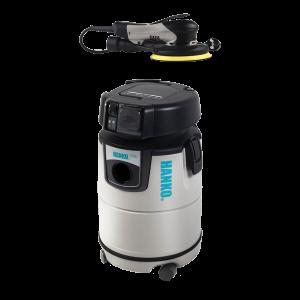 Комплект №2 Hanko: пылесос и ротор-орбитальная машинка