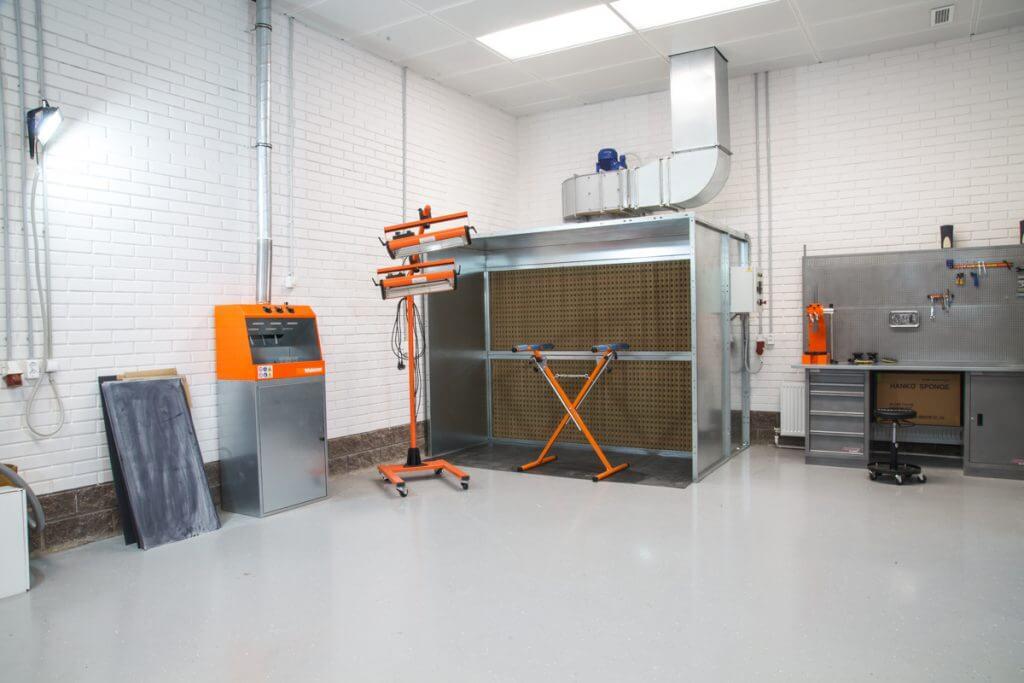 Технический центр Hanko фото 7