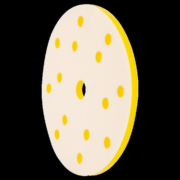 подложка 150 х 8 мм, 15 отв. желтого цвета
